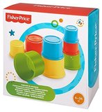 Stapelbekers Fisher Price_