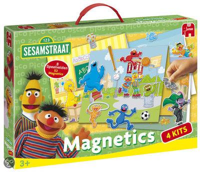 Sesamstraat Magnetics Super pack