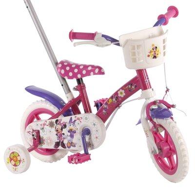 Disney Minnie Bow-tique10 inch meisjesfiets