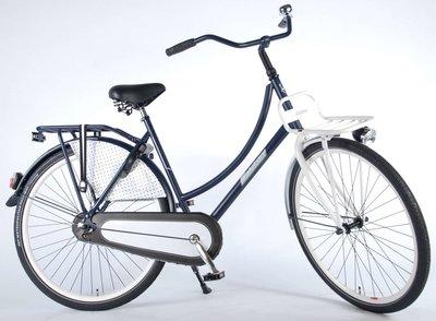 SALUTONI Urban Transportfiets Glamour 28 inch 50 cm