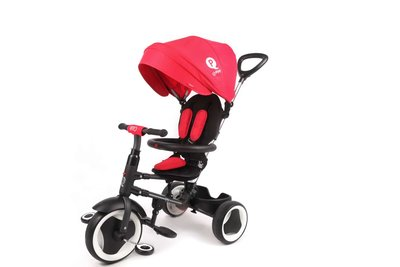 Driewieler Rito Deluxe Rood